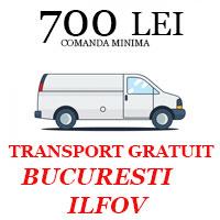 Transport Gratuit Bucuresti si Ilfov