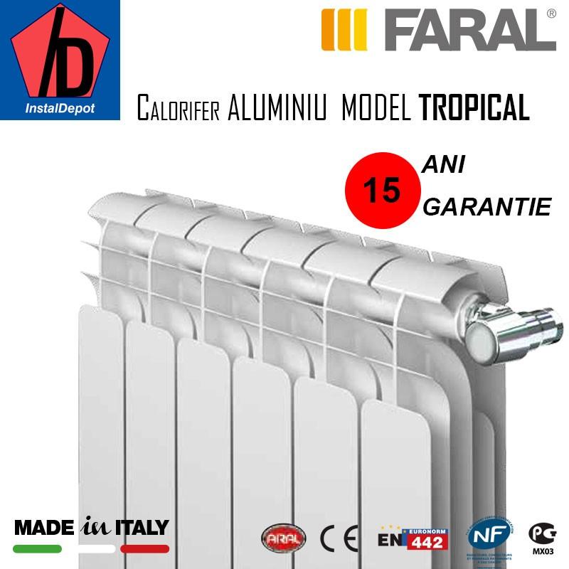 Calorifer aluminiu Faral Tropical 700