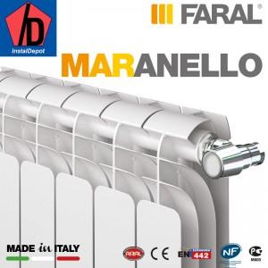 Calorifer aluminiu Faral Maranello Element 500