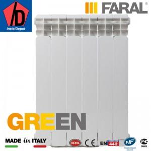 Calorifer aluminiu Faral Green Element 600