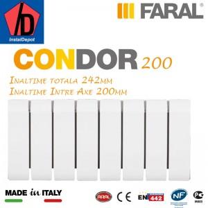 Calorifer aluminiu Faral Condor Element 200. Poza 4135