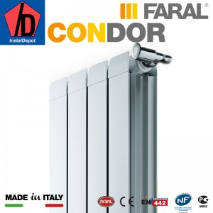 Element calorifer aluminiu Faral Condor 2000. Poza 4137